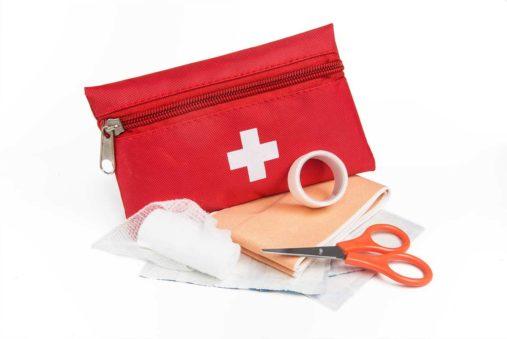 Erste Hilfe Kit, Photo